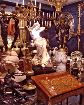 Come visit the Hadassa Antiques showroom, packed with treasures from the 19th century