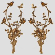 antique sconce